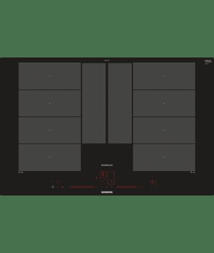 80 cm induktions kochfeld autark glaskeramik iq700 ex807lyv1e siemens. Black Bedroom Furniture Sets. Home Design Ideas