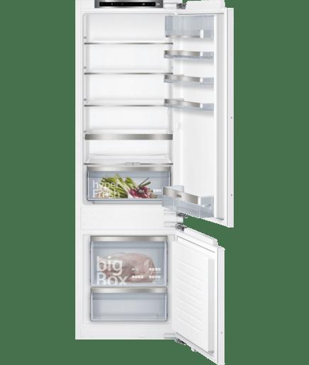 Siemens Ki87saf31i Built In Bottom Freezer