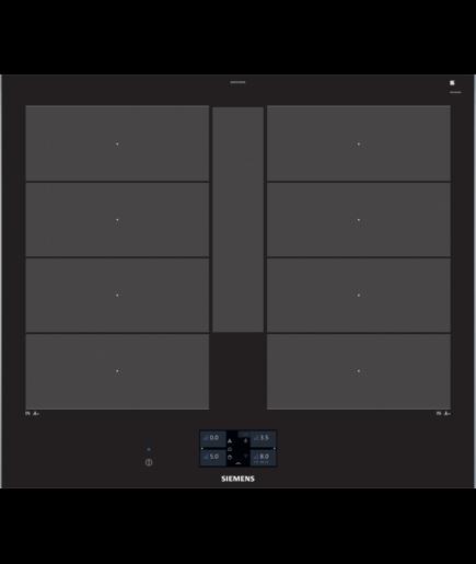 60 cm induktions kochfeld autark glaskeramik iq700 ex675jyw1e siemens. Black Bedroom Furniture Sets. Home Design Ideas
