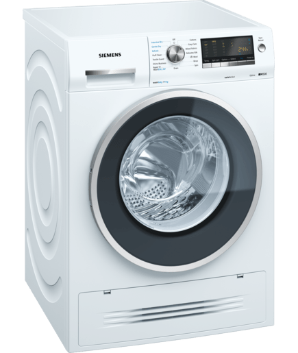 automatic washer dryer iq500 wd14h422gb siemens