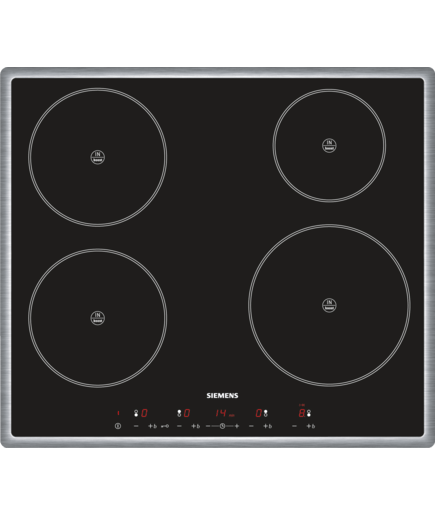 Siemens Eh645te11e Touch Control Induction Hob