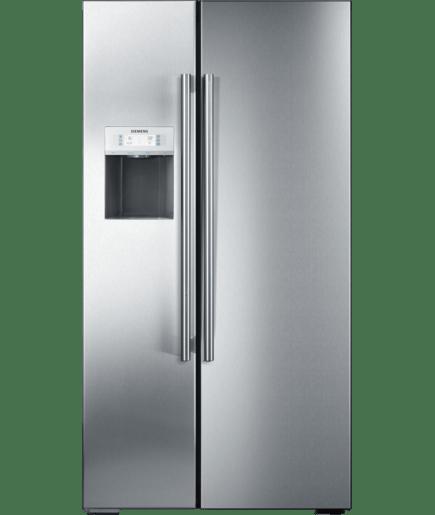 Side By Side Fridge Freezer Iq700 Ka62dp90au Siemens