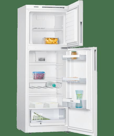 R frig rateur cong lateur 2 portes iq300 kd29vvw30 - Refrigerateur congelateur encastrable 2 portes ...