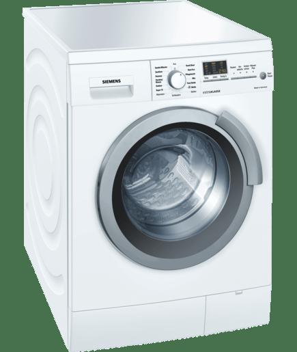 extraklasse waschmaschine wm14s49b siemens. Black Bedroom Furniture Sets. Home Design Ideas