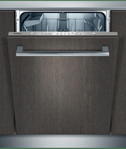 speedmatic gro raum geschirrsp ler 60 cm vollintegrierbar sx65e009eu siemens. Black Bedroom Furniture Sets. Home Design Ideas