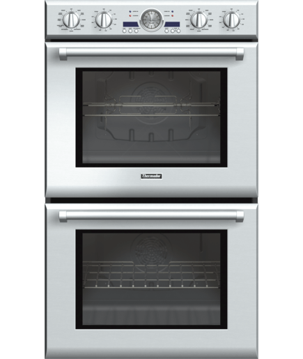 30 inch professional double oven podc302j podc302j thermador rh thermador com thermador double oven dimensions thermador double oven specs