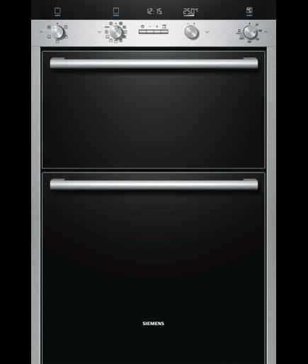 double oven iq500 hb55mb551b siemens