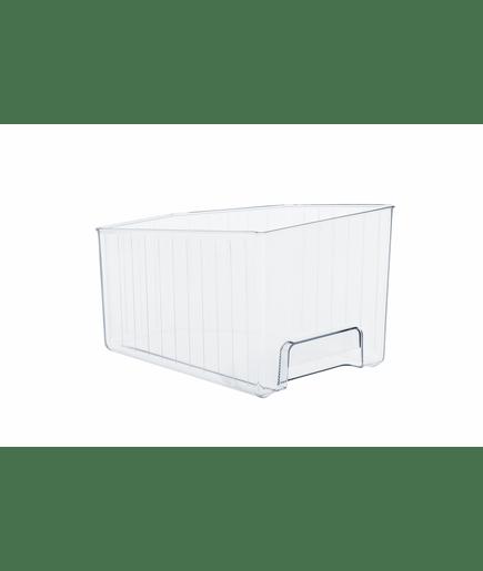 gem sebehaelter gross links grau transparent 00352467. Black Bedroom Furniture Sets. Home Design Ideas