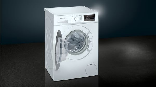 iQ300 Πλυντήριο ρούχων εμπρόσθιας φόρτωσης 8 kg 1200 rpm WM12N008GR WM12N008GR-3