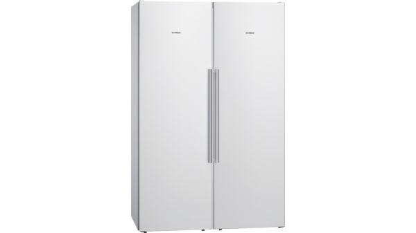 Siemens Kühlschrank Alarm Leuchtet : Türen weiß nofrost stand gefrierschrank iq gs naw siemens