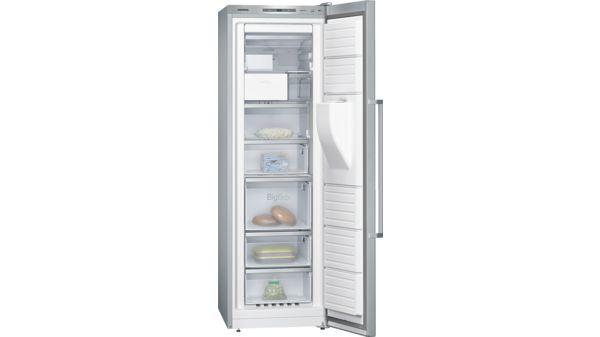 Kühlschrank Und Gefrierschrank Mit Eiswürfelspender : Nofrost stand gefrierschrank in tür integrierter eisspender