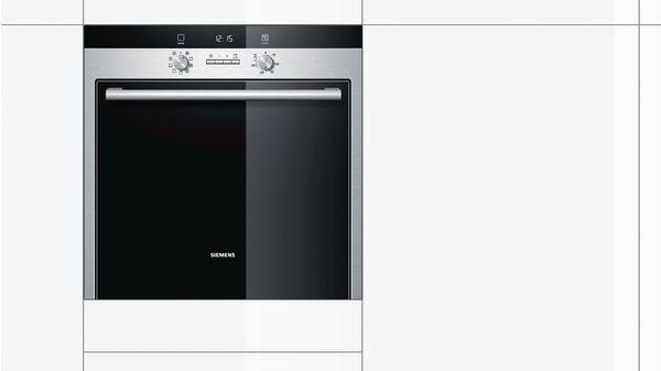 עדכני תנור בנוי - בילד אין - iQ700 - HB33GB550   SIEMENS NX-29