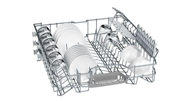 Ελεύθερο πλυντήριο πιάτων 60 cm Inox DGS5538 DGS5538-4