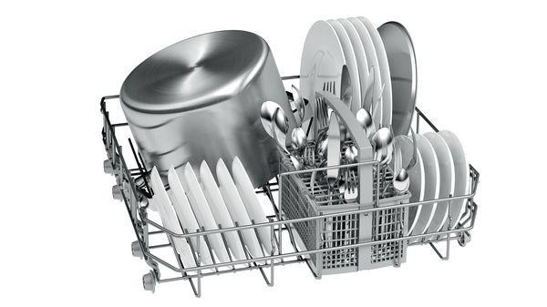 Ελεύθερο πλυντήριο πιάτων 60 cm Inox DGS5538 DGS5538-5