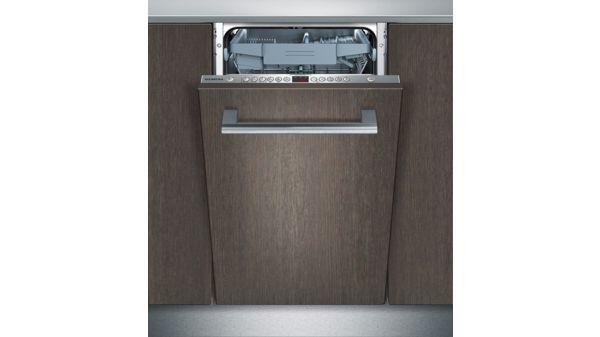 speedmatic45 geschirrsp ler 45 cm vollintegrierbar iq500 sr66t094eu siemens. Black Bedroom Furniture Sets. Home Design Ideas