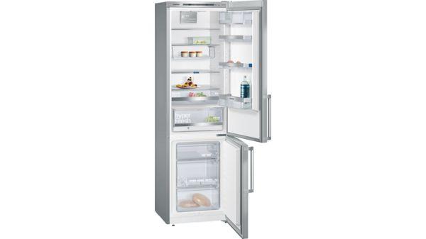 Siemens Kühlschrank Läuft Ständig : Kühl gefrier kombination türen edelstahl antifingerprint