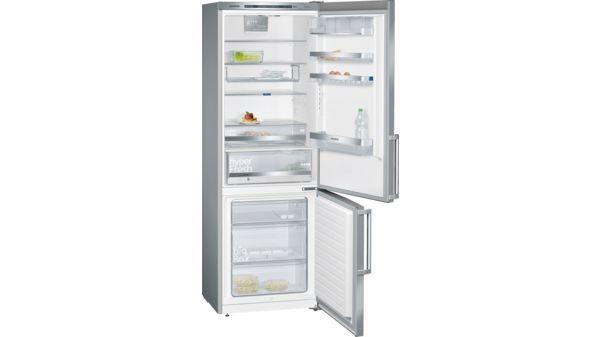 Siemens Kühlschrank Reset : Kühl gefrier kombination türen edelstahl antifingerprint