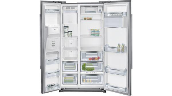 33958f154c2d3 Réfrigérateur-congélateur américain - iQ500 - KA90DAI30 | SIEMENS