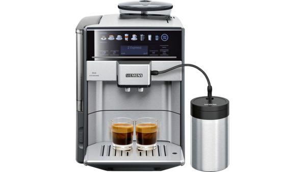 Siemens Kühlschrank Lock Ausschalten : Eq.6 extraklasse espresso kaffeevollautomat te617f03de siemens