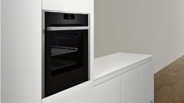 N 90 Built-in oven with added steam function B58VT68H0B B58VT68H0B-4