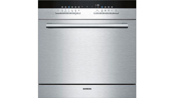 Iq500 Lave Vaisselle Compact Intégrable 60 Cm Inox Sc76m541eu
