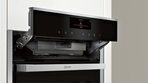 N 90 Built-in oven with added steam function B58VT68H0B B58VT68H0B-8