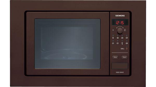 Mikrowellengerät mit grill umbra hf siemens
