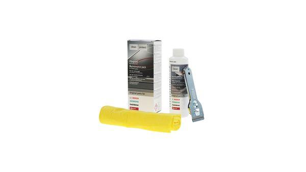 nettoyant vitroc ramique kit de nettoyage pour plaques vitroc ramiques nouvelle composition. Black Bedroom Furniture Sets. Home Design Ideas