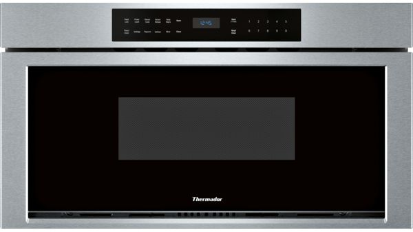 30 inch built in microdrawer microwave md30rs for Built in microwave 24 inches wide