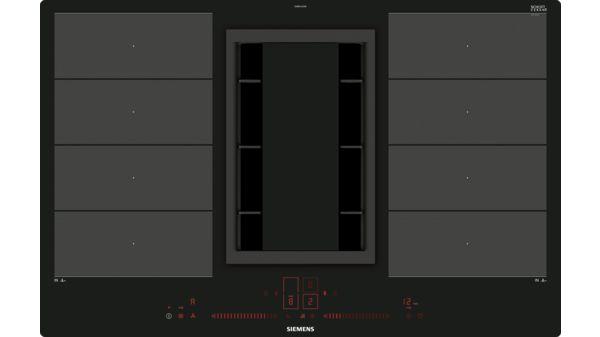 siemens ex801lx34e induktions kochfeld mit. Black Bedroom Furniture Sets. Home Design Ideas