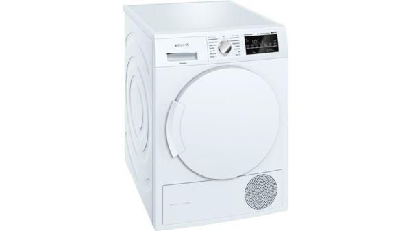 iQ500 selfCleaning condenser Wärmepumpentrockner WT45W493-1