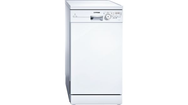 Ελεύθερο πλυντήριο πιάτων 45 cm λευκό DRS4322 DRS4322-1