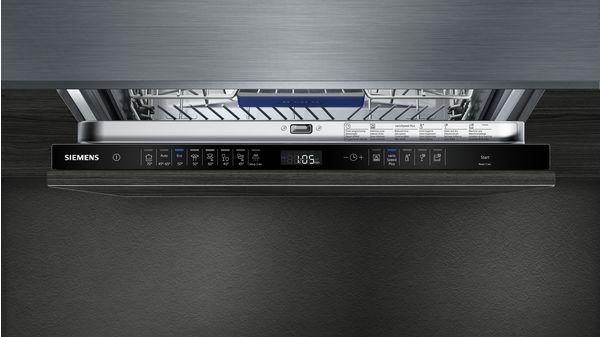 Lavastoviglie 60 cm Modello a scomparsa totale - iQ500 - SN658X03ME ...