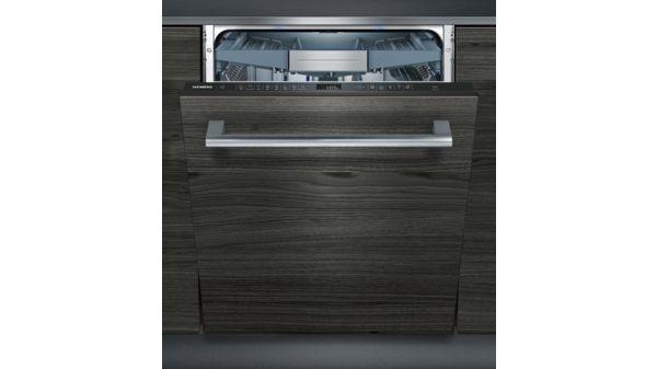 Geschirrspuler 60 Cm Vollintegrierbar Iq500 Sn658x03te Siemens