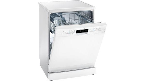 iQ300 Free-standing dishwasher 60 cm White SN236W03IG SN236W03IG-1