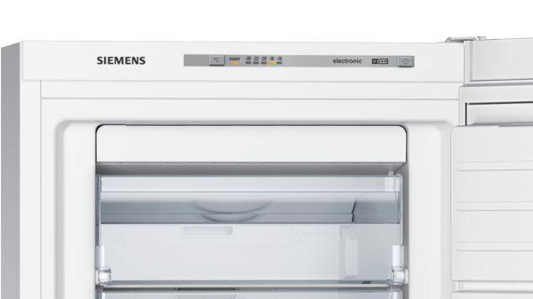 Nofrost Stand Gefrierschrank Turen Weiss Iq300 Gs29nvw30 Siemens