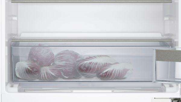 IQ500 Unterbau Kühlschrank Flachscharnier Technik SoftEinzug Mit  Türdämpfung KU15RA65 4