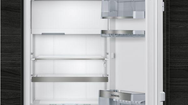 Siemens Kühlschrank Test : Einbau kühlautomat flachscharnier technik softeinzug mit