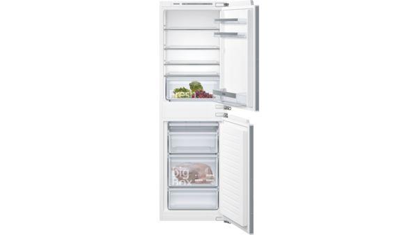 Siemens Ki85vvf30g Built In Fridge Freezer With