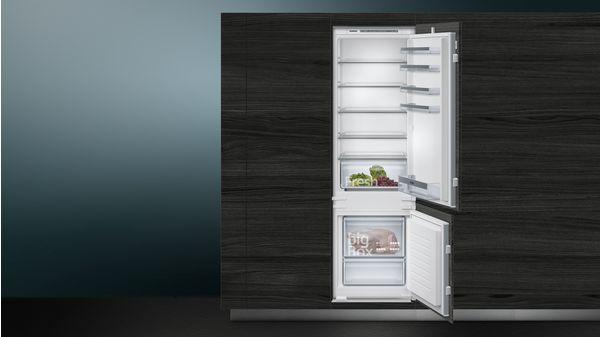 Kühlschrank Kombination : Smartcool einbau kühl gefrier kombination iq ki vvs