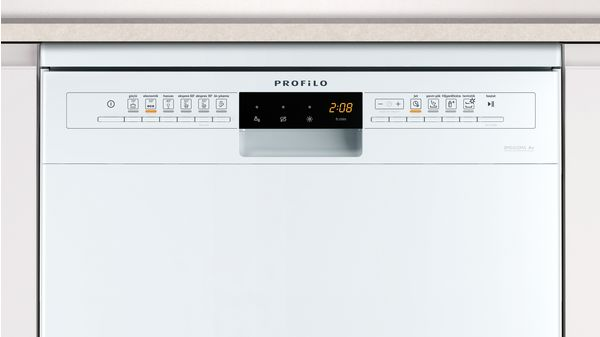 Profilo BM6420MA A+ 6 Programlı Bulaşık Makinası
