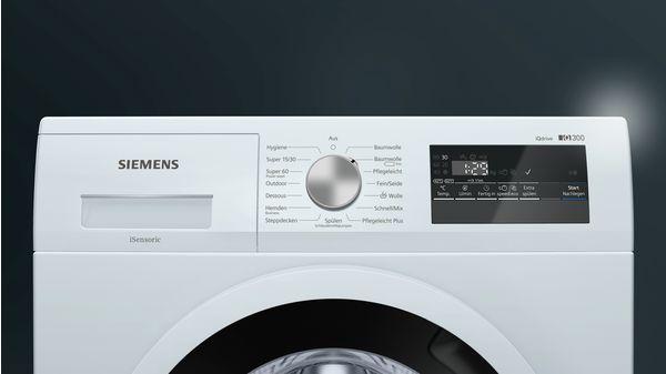 Резултат с изображение за SIEMENS Waschmaschine iQ300