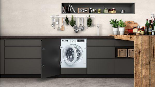 Built-in washing machine 8 kg 1400 rpm W544BX0GB
