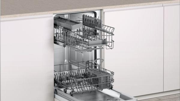 Einbau Geschirrspüler, 45 Cm Vollintegrierbar CP4A54V8 2
