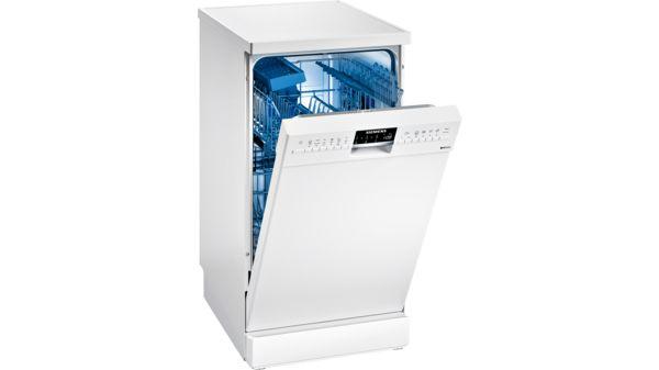 Stand Weiss Speedmatic45 Geschirrspuler 45 Cm Iq500 Sr256w00pe
