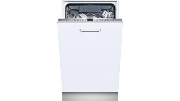 lave-vaisselle 45 cm tout intégrable - n 50 - s583m50x0e | neff