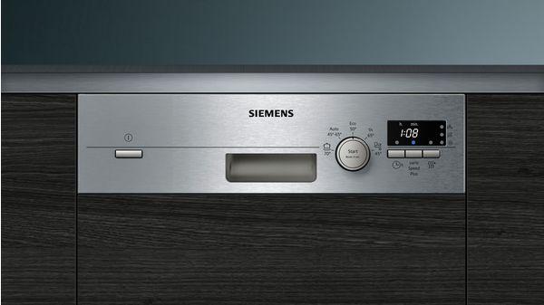 lave-vaisselle 45 cm intégrable - iq100 - sr515s03ce | siemens
