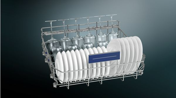 SIEMENS - SN658D00MG - fully-integrated dishwasher