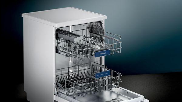 iQ300 Free-standing dishwasher 60 cm White SN236W03IG SN236W03IG-2