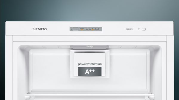 Siemens Kühlschrank Datenblatt : Weiß kühlschrank iq ks vvw p siemens